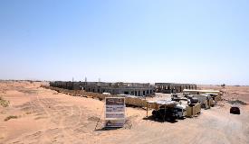 أشغال الشارقة تبدأ بإنشاء سوق جديد للأعلاف في منطقة المدام بتكلفة 9 ملايين درهم