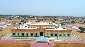 أشغال الشارقة تنجز  بنك البذور في جامعة الشارقة بالذيد بتكلفة 25 مليون درهم