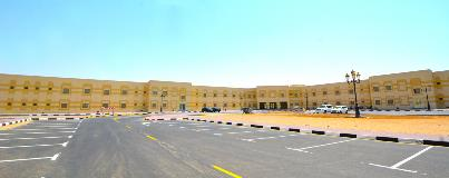 أشغال الشارقة تنجز سكنا جديدا لطلاب الجامعة القاسمية  بتكلفة 26 مليون درهم