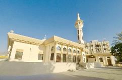 أشغال الشارقة تنجز صيانة 5 مساجد في دبا الحصن