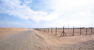 إنجاز أعمال التسوية الترابية لـ 100 قطعة أرض بأم فنين بتكلفة مليونين ونصف المليون درهم