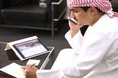 أشغال الشارقة تضيف خدمة التفاعل المباشر لخدماتها المتاحة عن بعد