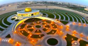 22-مبنى الشارقة لعلوم الفضاء والفلك