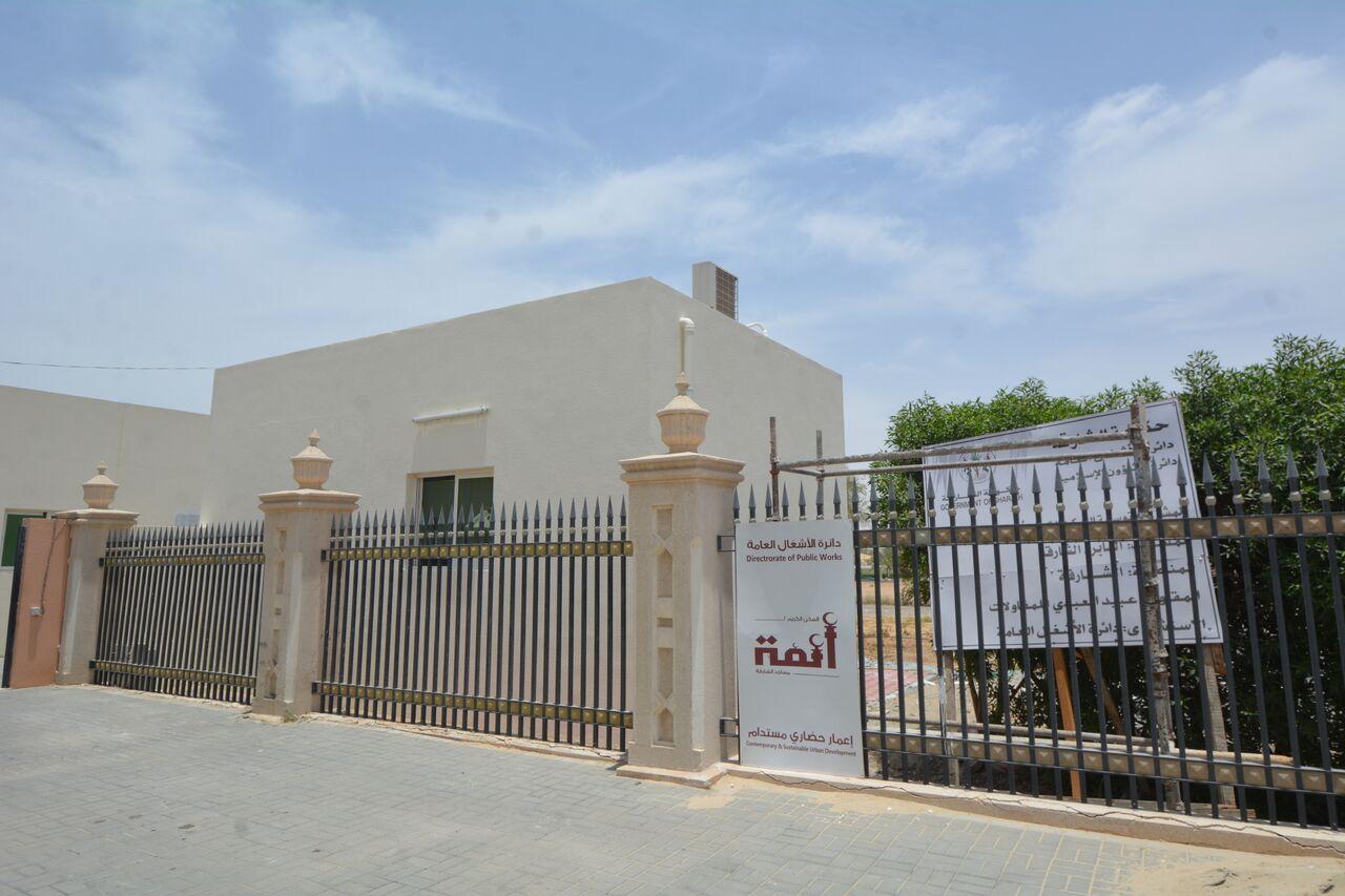 الأشغال تنجز 33 مسكناً كريماً لأئمة المساجد