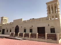 إنجاز القرية التراثية في الحمرية بتكلفة 8 ملايين درهم