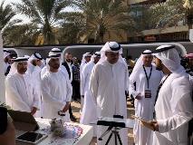 أشغال الشارقة تستعرض تجربتها الرائدة بالواقع المعزز في شهر الإمارات للابتكار
