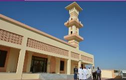 أشغال الشارقة تنجز صيانة  8 مساجد في المنطقة الوسطى