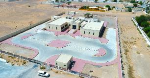 أشغال الشارقة تنجز مبنى دائرة الخدمات الاجتماعية بالمدام بتكلفة 8 ملايين درهم